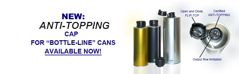 cylindric oil cans